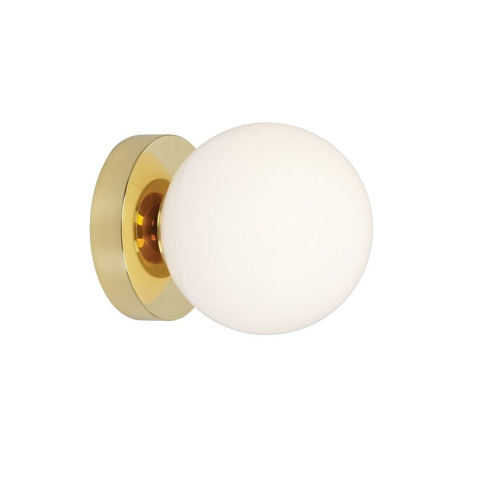 brass wall light pedret
