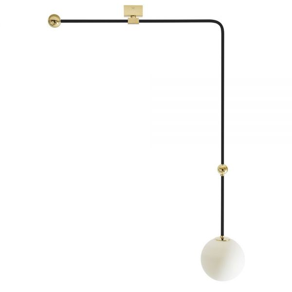 magic circus chandelier 06 in black