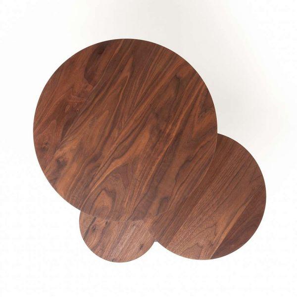 table d'appoint poly fait avec du bois by de la Espada