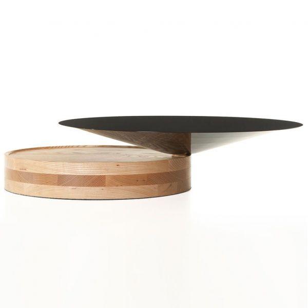 TABLE BASSE LAUREL by De La Espada