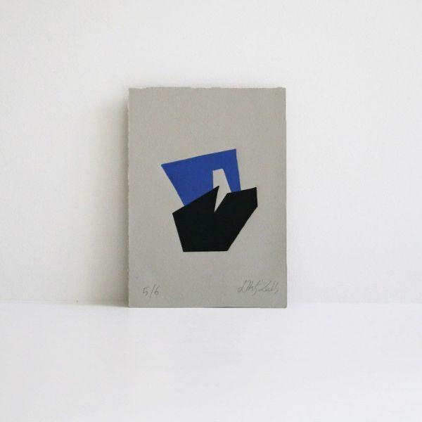 GRAVURE RENDEZ-VOUS 2 by Lise Hertz Dalby