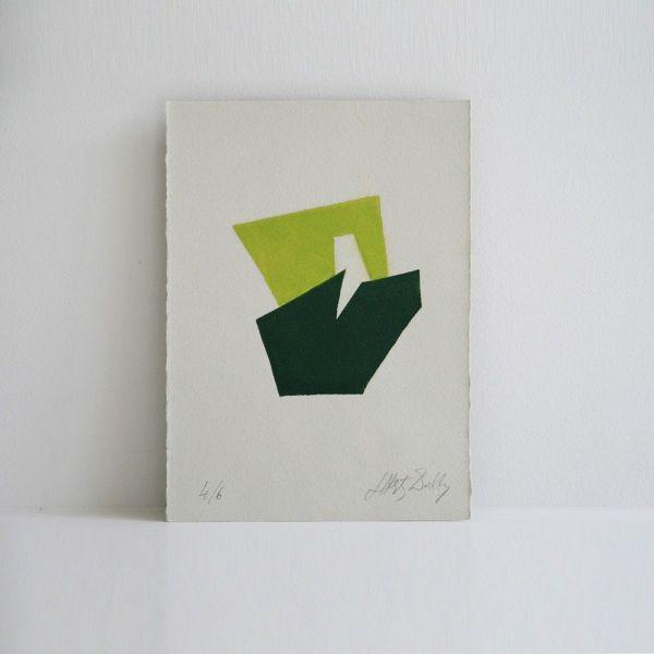 GRAVURE RENDEZ-VOUS 3 by Lise Hertz Dalby