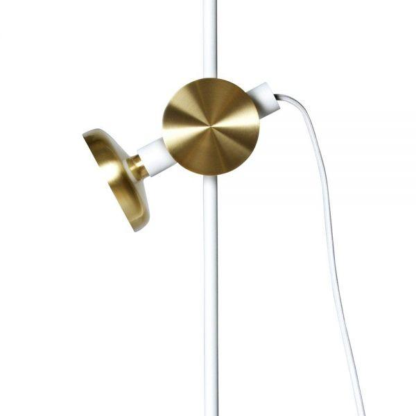 blend floor lamp gold by phloc