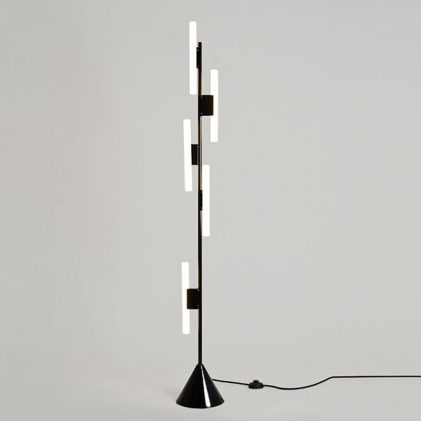 LAMPADAIRE FIVE TUBES by Atelier Areti