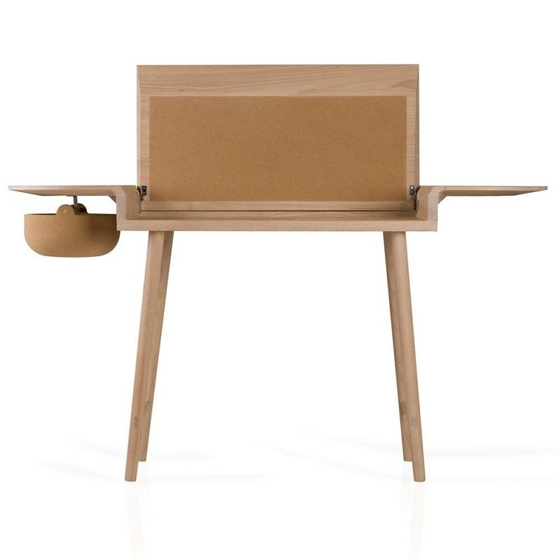 companions writing desk white background by de la espada