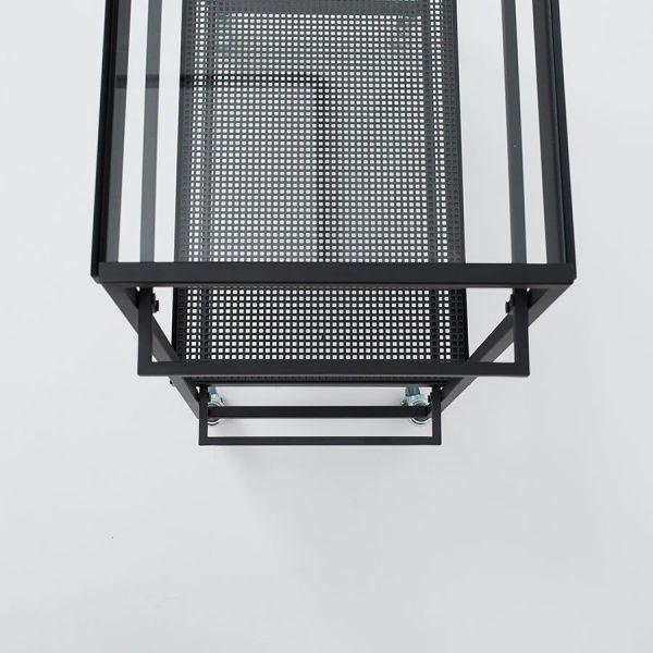 trolley bauhaus vue de haut by Kristina Dam