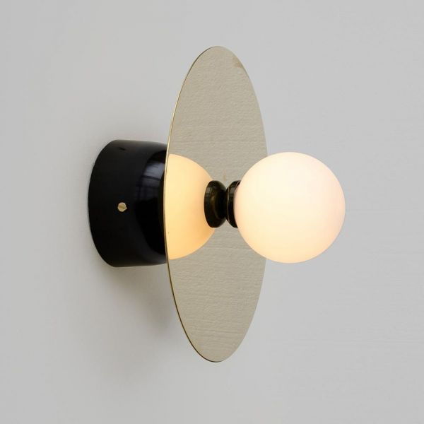 APPLIQUE DISC ET SPHERE by Atelier Areti