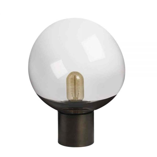 lampe de table moon fond blanc