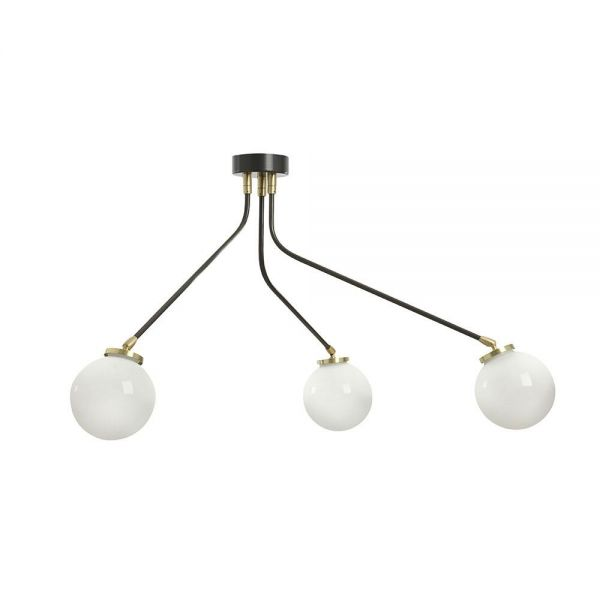 array opal mini ceiling light by CTO lightning