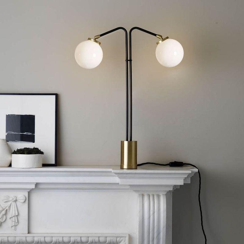 lampe table array twin mise en scene
