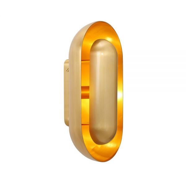 applique capsule by cto lighting  allumée