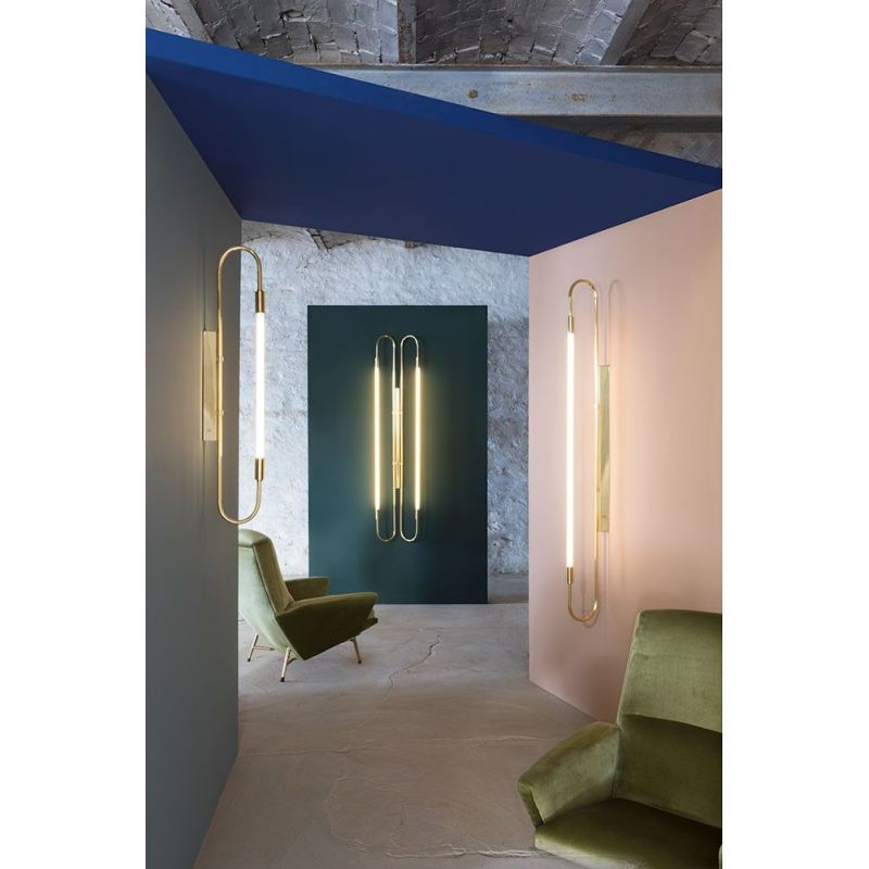 neon wall light by magic circus styled