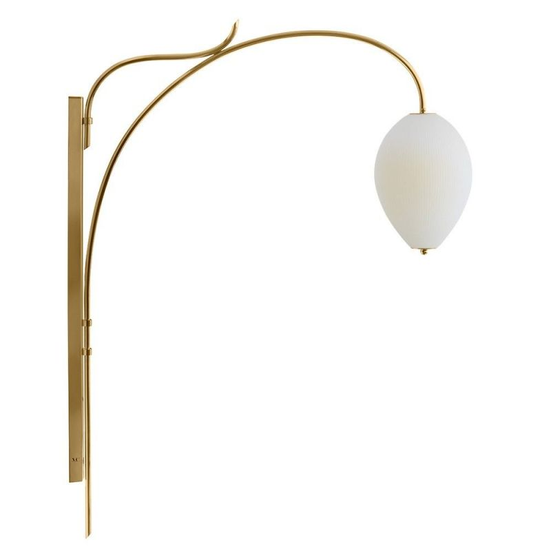China 10 wall light by Magic Circus in white