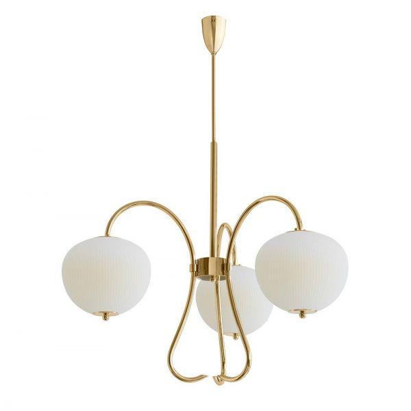 Triple chandelier china 03 ivory