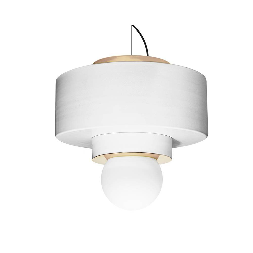 pendant light 2.04 by haos in white