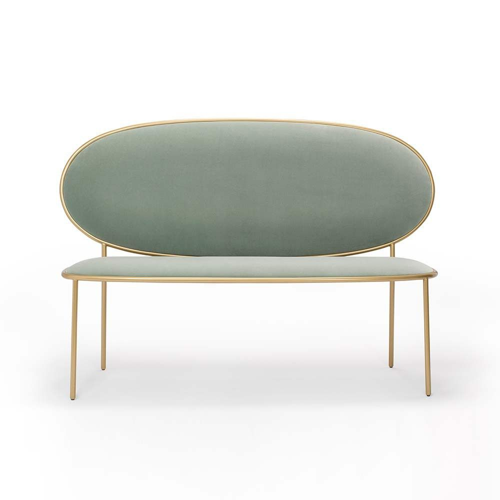 stay bench 150 styled in an interior by sé