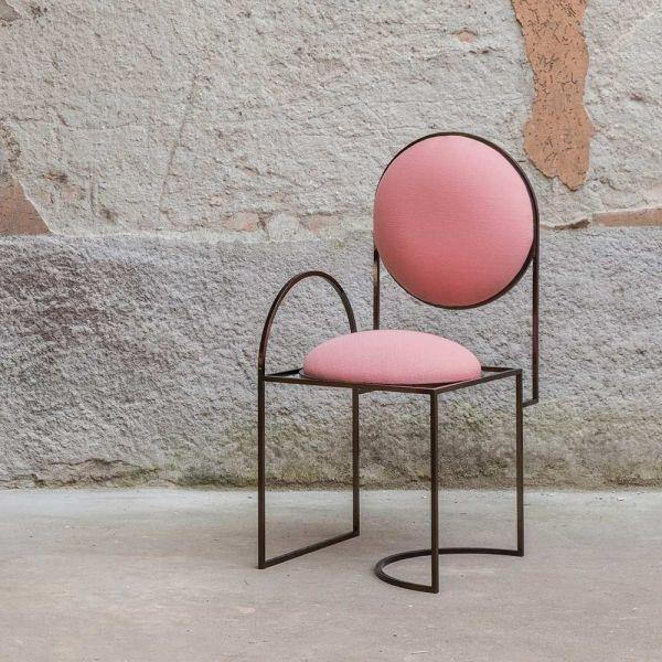 chaise solar mise en scène by bohinc studio