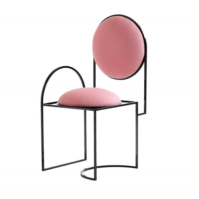 chaise solar fond blanc by bohinc studio