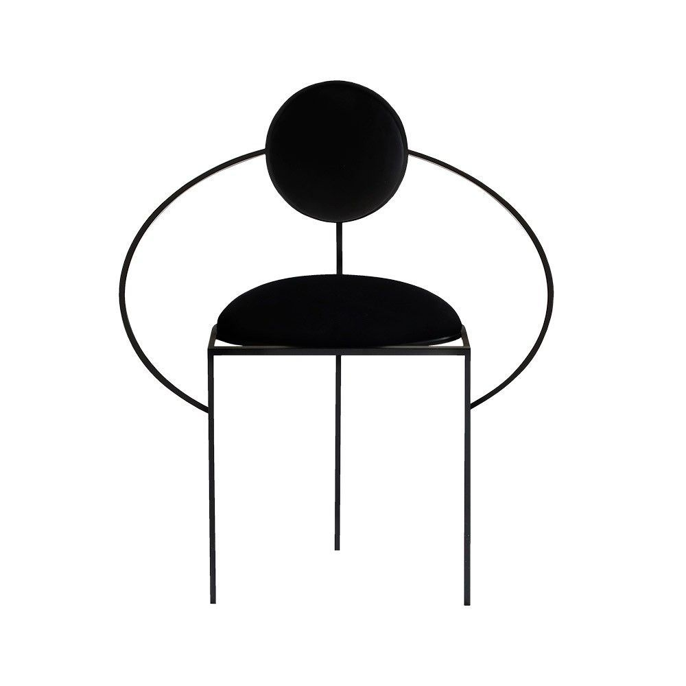 orbit armchair by bohinc studio