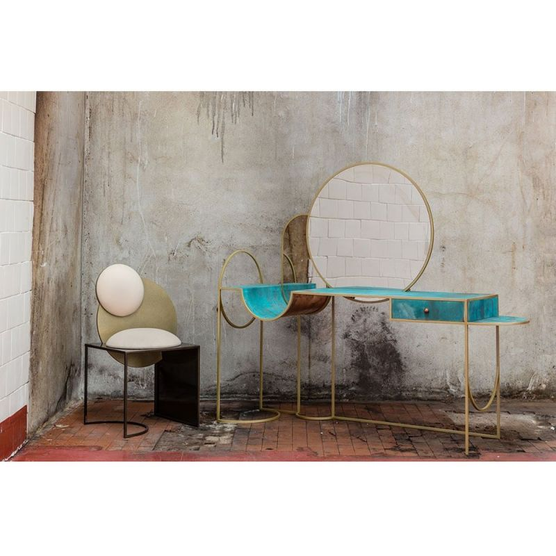 chaise celeste by bohinc studios