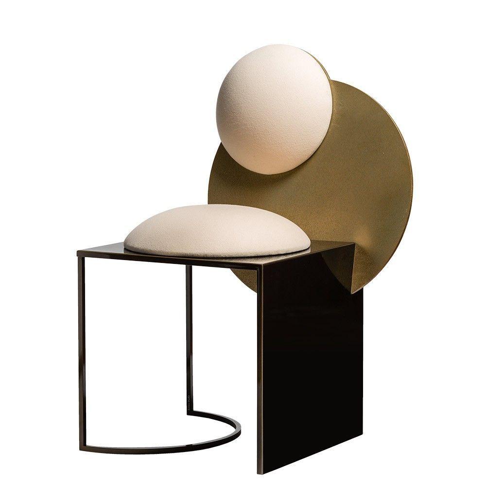 celeste chair styled in an interior by bohinc stidios