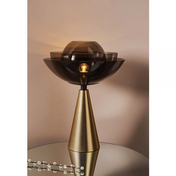 LOTUS LAMP by Mason Editions