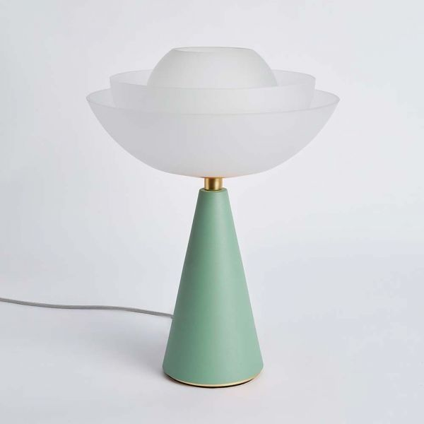 LAMPE LOTUS by Mason Editions