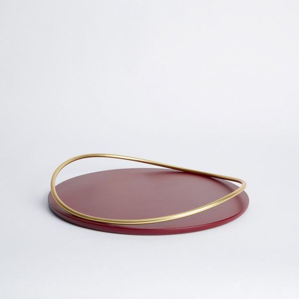PLATEAU TOUCHE by Mason Editions
