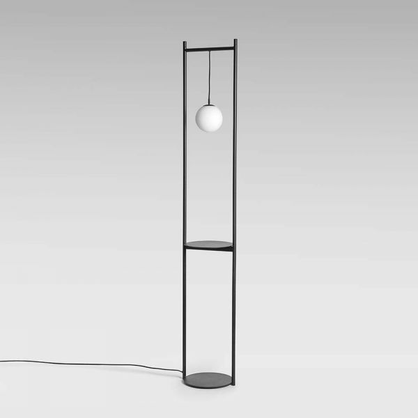 heis lamp grey background by mason editions