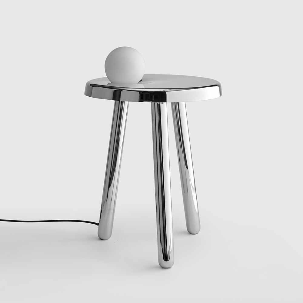 table d'appoint alby by mason editions