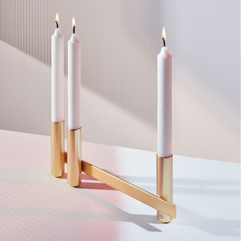 petit candleholder by mason editions styled