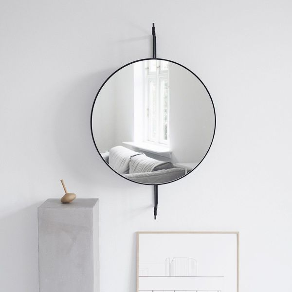 ROTATING MIRROR by Kristina Dam