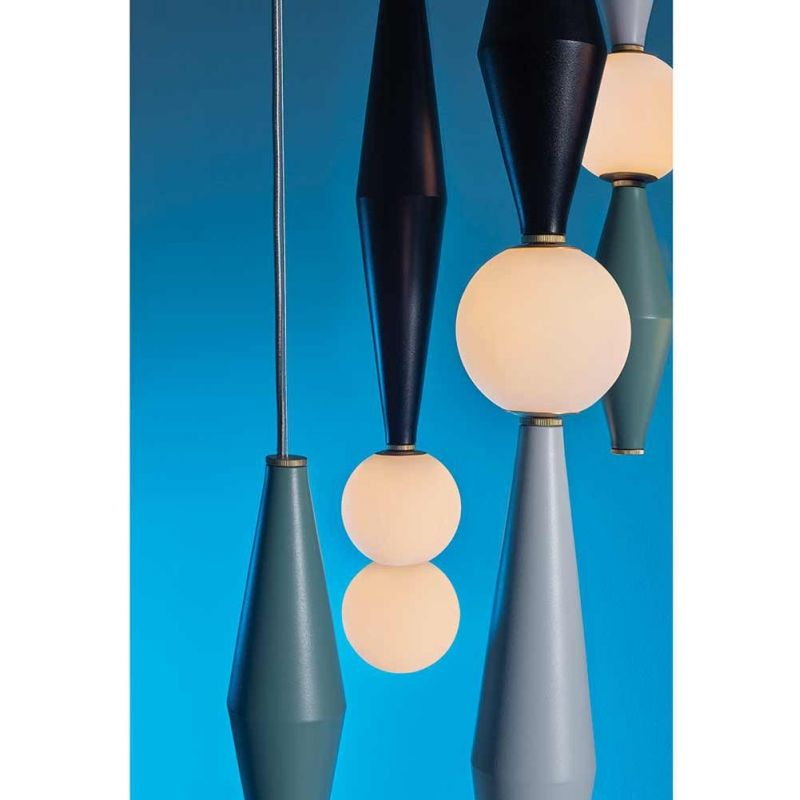 close up gamma e pendant by mason editions