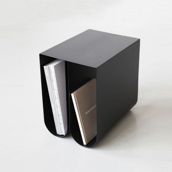 CURVED SIDE TABLE by Kristina Dam