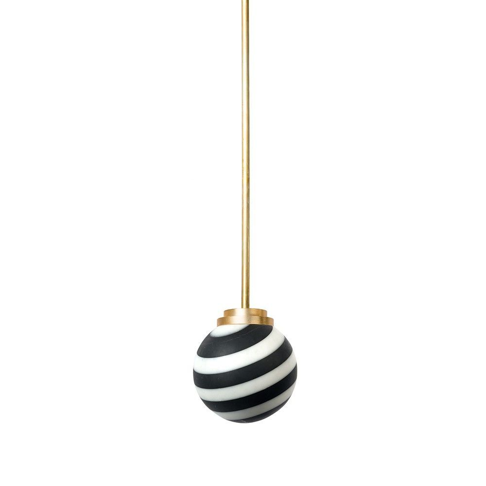 ALICE PENDANT by Editions Milano white background
