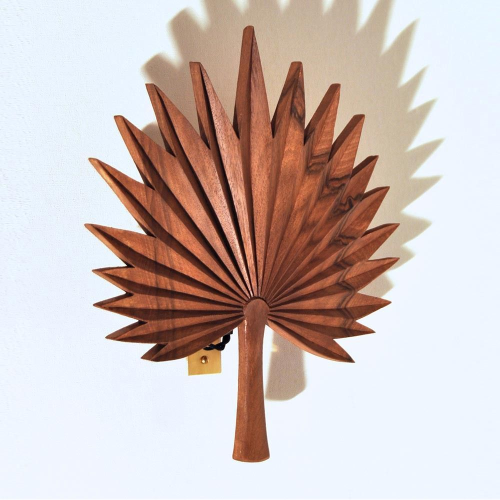 applique palme by françois bazin
