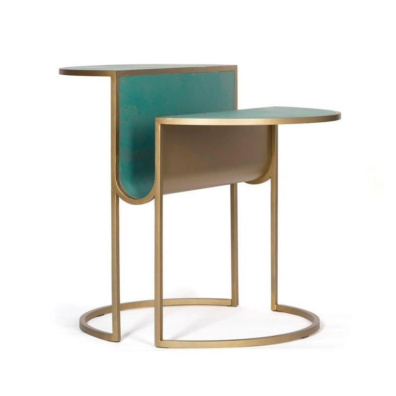 table d'appoint orbit by bohinc studio
