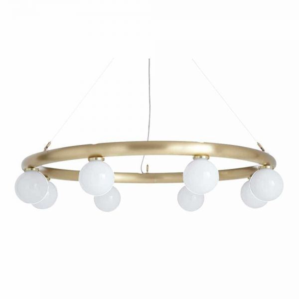 ORB PENDANT by CTO Lighting