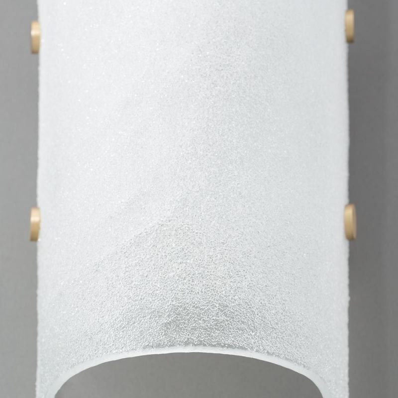 whistler wall light by cto lighting close up