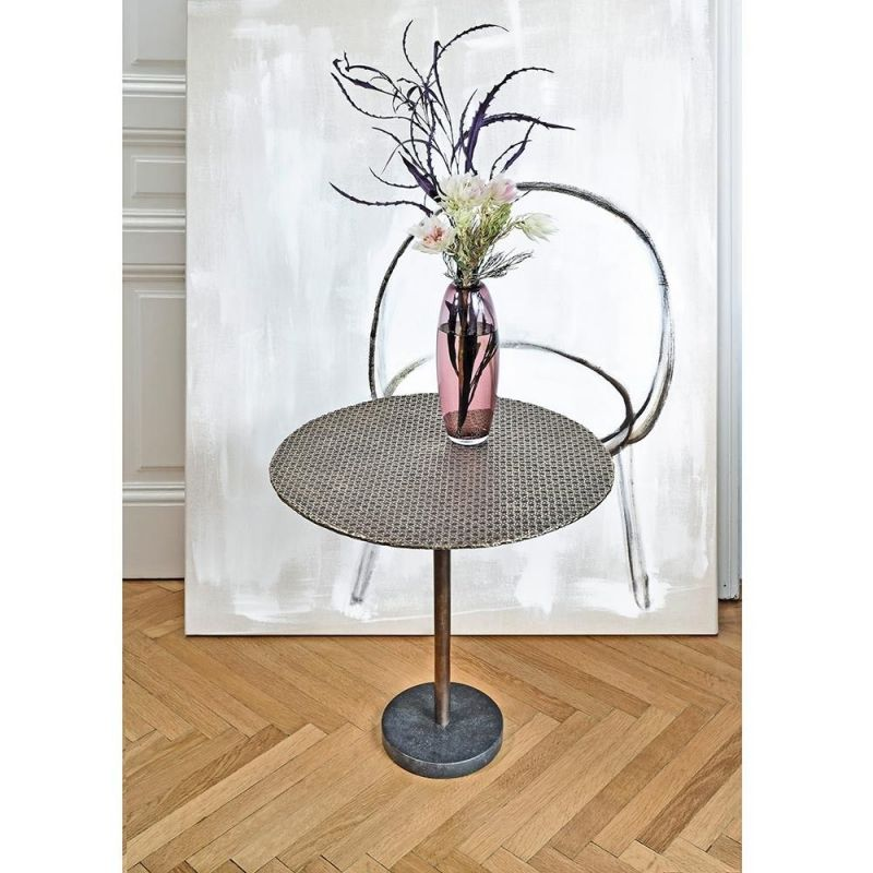 Emilie side table styled by an interior by Irene Maria Ganser