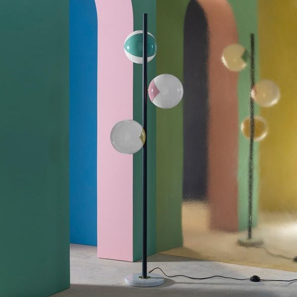 POP-UP FLOOR LAMP by Magic Circus