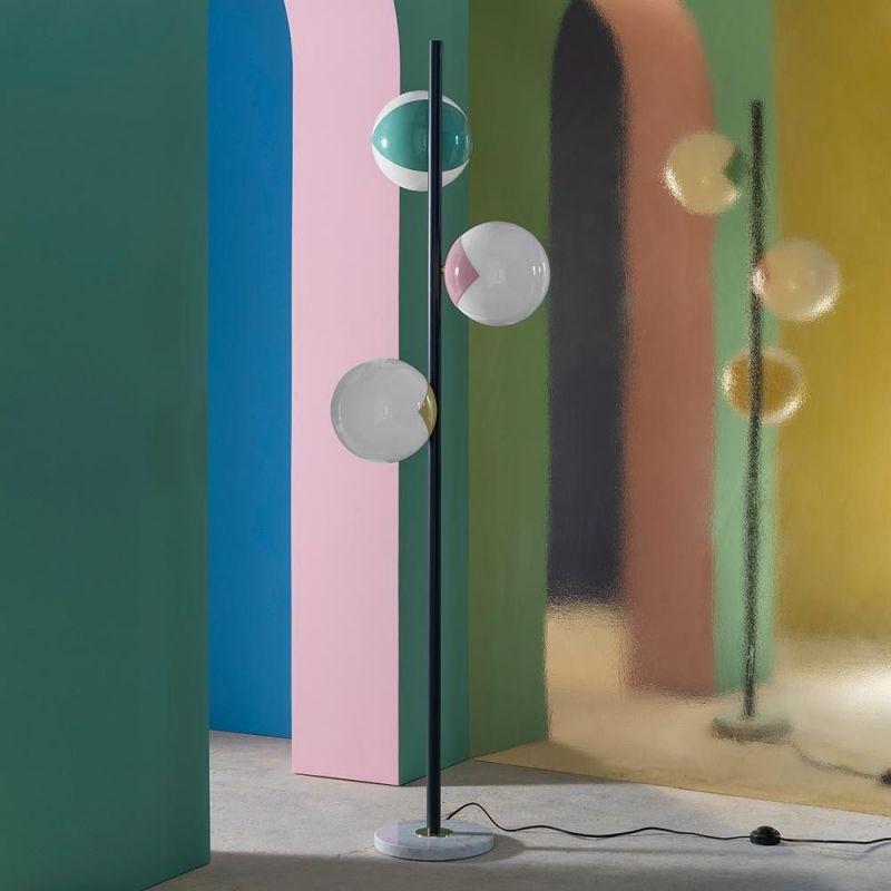 pop up floor lamp by magic circus