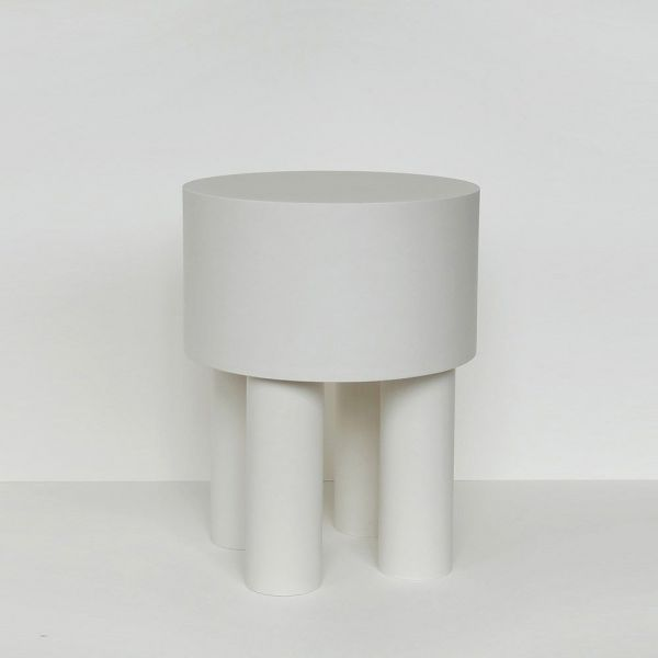 PILOTIS SIDE TABLE by Malgorzata Bany