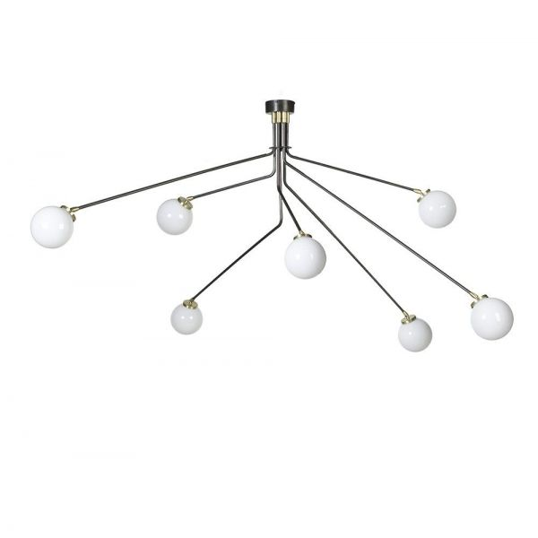 ARRAY OPAL CEILING LIGHT by CTO Lighting
