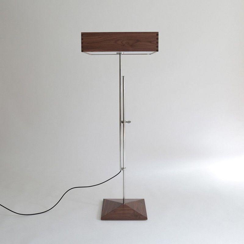 lampadaire AR1 fond blanc by disderot