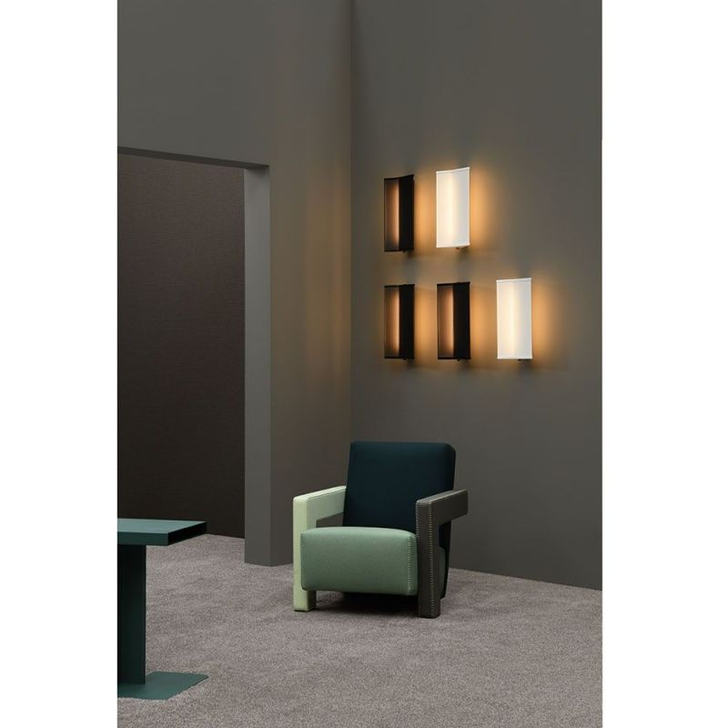 g3 wall light styled in an interior