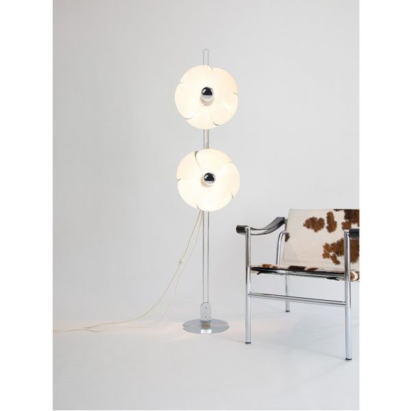 floor light 2093-150 styled in an interior by disderot