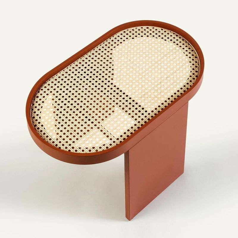 piani side table by editions Milano
