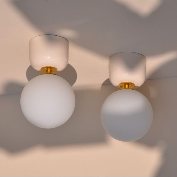 CITY FOG CEILING LIGHT by François Bazin