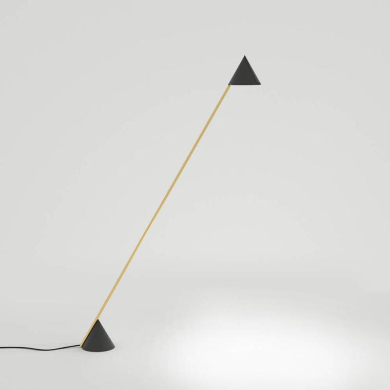 hat light floor lamp by atelier Areti
